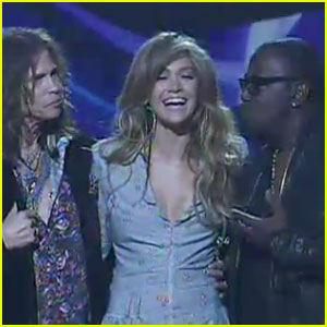 Jennifer Lopez & Steven Tyler: American Idol's Newest Judges!