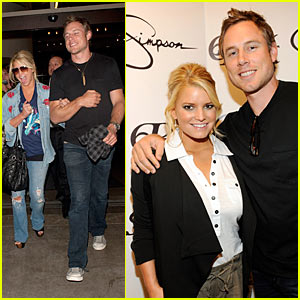 Jessica Simpson & Eric Johnson: North Carolina Couple