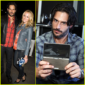 What's On Joe Manganiello's Netflix Instant Queue? -- CONTEST