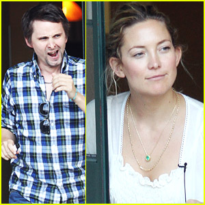 Kate Hudson &#038; Matthew Bellamy: Music Mates