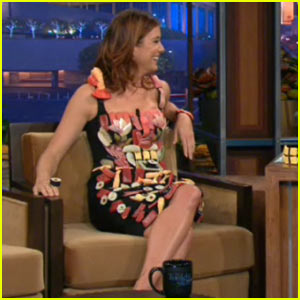 Go Behind-The-Scenes of Kate Walsh's Sushi Dress