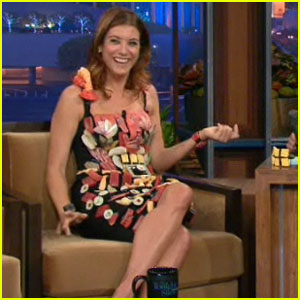 Kate Walsh's Sushi Dress: Homage to Lady Gaga!