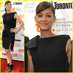 Marion Cotillard Tells 'Little White Lies'