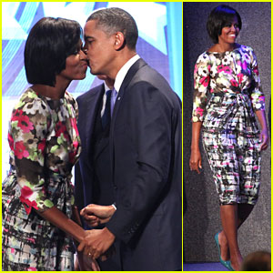 Barack Obama: Michelle Is My Moral Voice