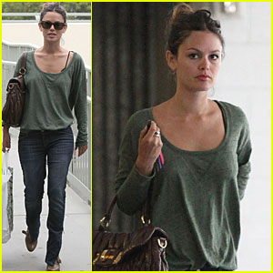 Rachel Bilson is a Galleria Girl