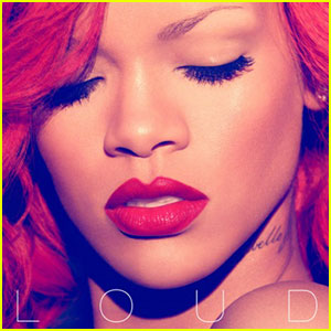 Rihanna: LOUD Album Cover Revealed!