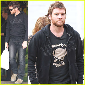 Sam Worthington: 'Drift' Down Under!
