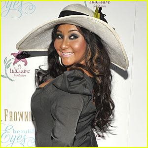 Snooki: Writing A Novel For 'Shore'!