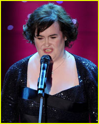Susan Boyle Walks Off 'America's Got Talent' In Tears