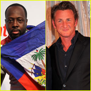 Wyclef Jean Snaps Back at Sean Penn in Song