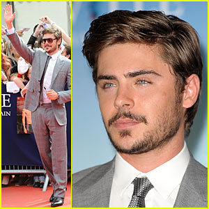 Zac Efron's Beard -- LOVE IT or LEAVE IT?
