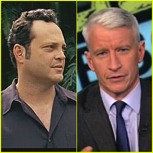 Anderson Cooper Slams Vince Vaughn's Use Of 'That's So Gay'