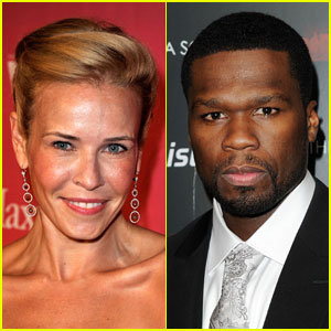 Chelsea Handler & 50 Cent: New Couple Alert?!