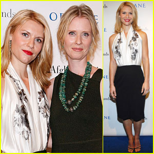 Claire Danes &#038; Cynthia Nixon: Afghan Hands Helpful