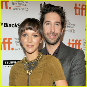 David Schwimmer & Zoe Buckman Are Married!