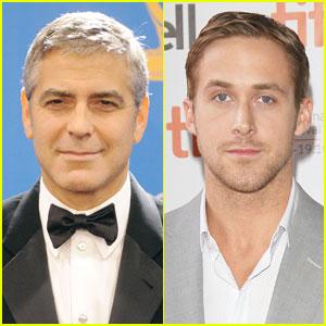 Ryan Gosling's New Boss: George Clooney!