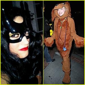 Gwen Stefani: Kate Hudson's Halloween Party!