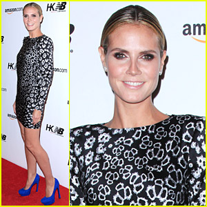 Heidi Klum Teams Up With New Balance