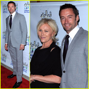 Hugh Jackman Gives 1.4 Billion Reasons to Fight Poverty