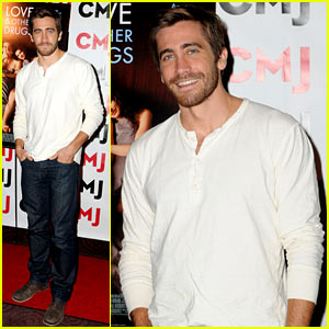 Jake Gyllenhaal: 'Love & Other Drugs' Screening