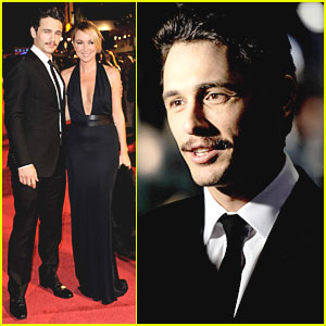 James Franco: '127 Hours' European Premiere!