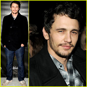 James Franco: 'Palo Alto' Book Launch