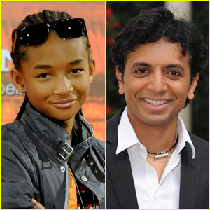 Jaden Smith Takes On M. Night Shyamalan Sci-Fi Flick