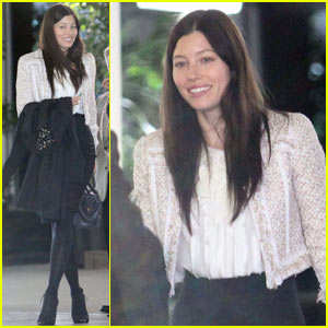 Sodales: Jessica Biel's Directorial Debut!