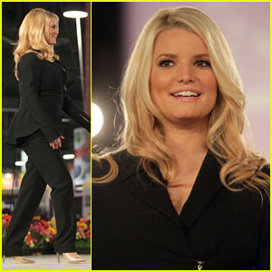 Jessica Simpson Speaks at The Women's Conference