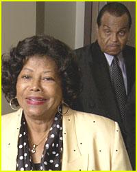 Katherine & Joe Jackson Tape 'Oprah' Segment