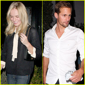 Kate Bosworth & Alexander Skarsgard: Village Idiots!