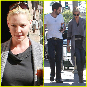 Katherine Heigl & Josh Kelley Love Little Dom's