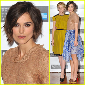 Keira Knightley & Carey Mulligan: Never Let Us Go!