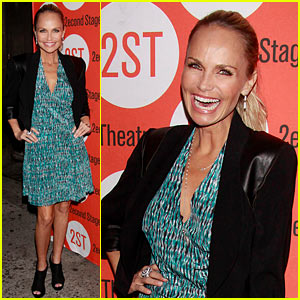 Kristin Chenoweth: 'Wings' Off-Broadway Opening Night