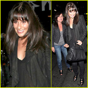 Lea Michele: 'My Favorite Things' New Recording!