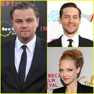 Leonardo DiCaprio To Play Jay Gatsby?