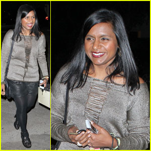 Mindy Kaling: Christmas at 'The Office' Will Wreck You!