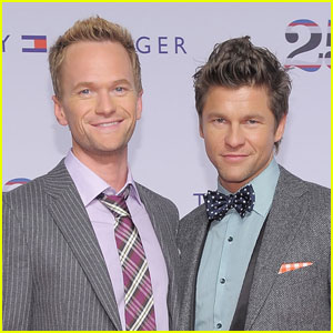 Neil Patrick Harris & David Burtka Welcome Twins!