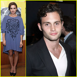 Penn Badgley &#038; Jessica Stroup: Lifeline for Pakistan
