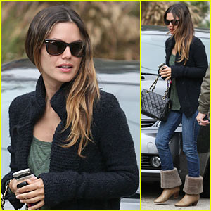 Rachel Bilson: Hems are Frustrating!