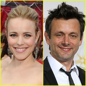 Rachel McAdams & Michael Sheen: New Couple?!