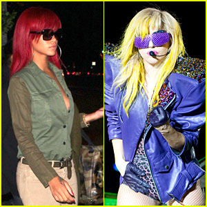 Rihanna &#038; Lady Gaga Duet? Nope!