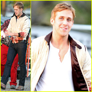 Ryan Gosling Has Blood On His Hands
