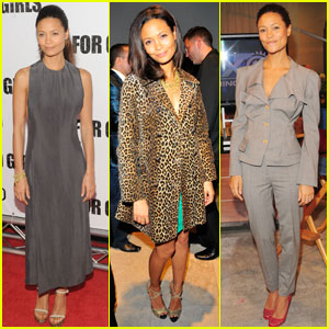 Thandie Newton: 'For Colored Girls' Promo Tour