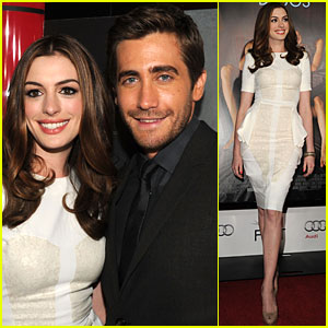 Anne Hathaway & Jake Gyllenhaal: 'Love & Other Drugs' Opening Night!