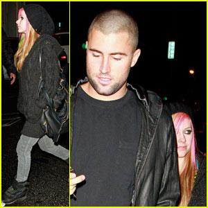 Avril Lavigne & Brody Jenner: Malibu Mates