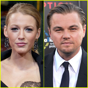 Blake Lively & Leonardo DiCaprio: Great