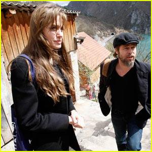 Brad Pitt & Angelina Jolie Donate $150,000