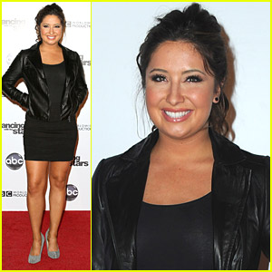 Bristol Palin Celebrates DWTS' 200th Episode!