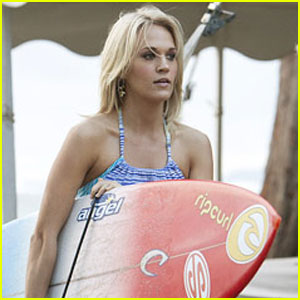 Carrie Underwood: 'Soul Surfer' Youth Leader -- First Look!
